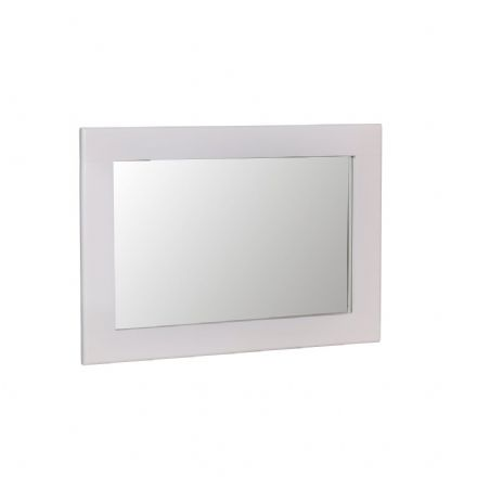 Newhaven Grey Painted Wall Mirror